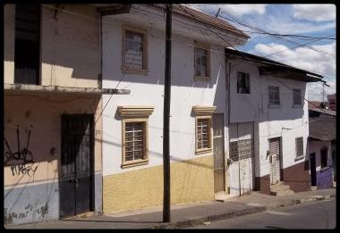 The house on Pueblita Street.