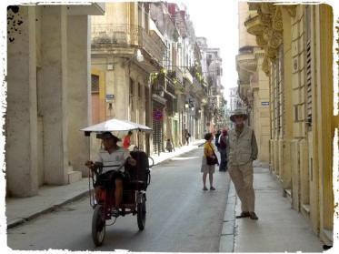 "Felipe in ""Old Havana."""