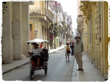 "Felipe in ""Old Havana."""